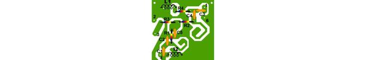 Verstärkerschaltung für TV-Antennensignale in UKW, UKW und UKW www.te1.com.br …   – Eletrônica