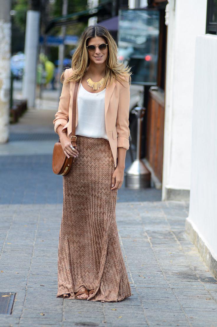 Anna Fasano - Women´s Fashion Style Casual Inspiring Look Outfit - Moda Feminina Estilo Inspiração
