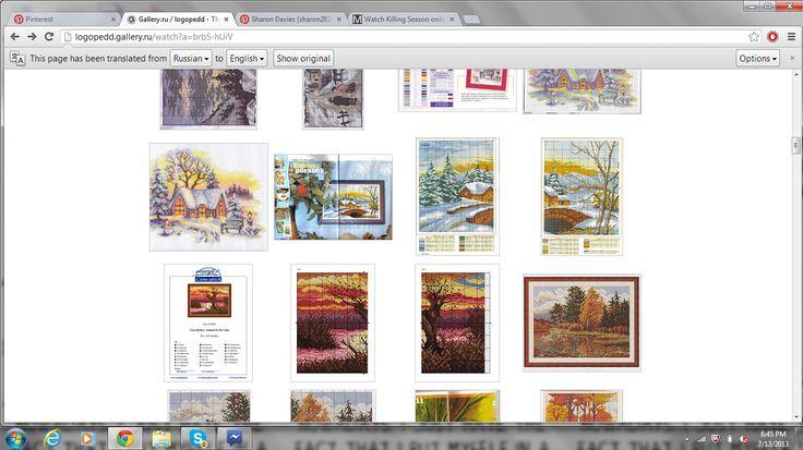 patterns website