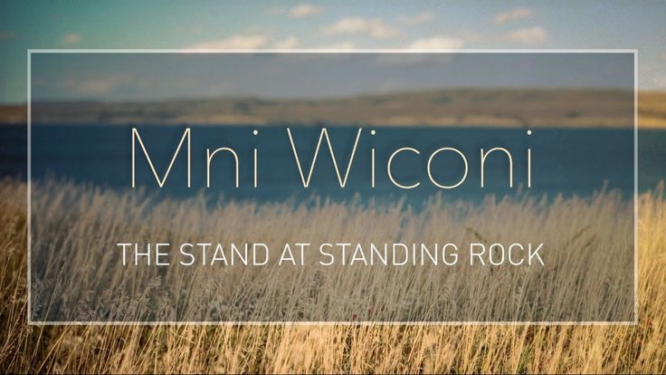 Mni Wiconi features water protectors from the Standing Rock Sioux Tribe and allies trying to stop the 1,100-mile Dakota Access Pipeline - DAPL. Interviews in...