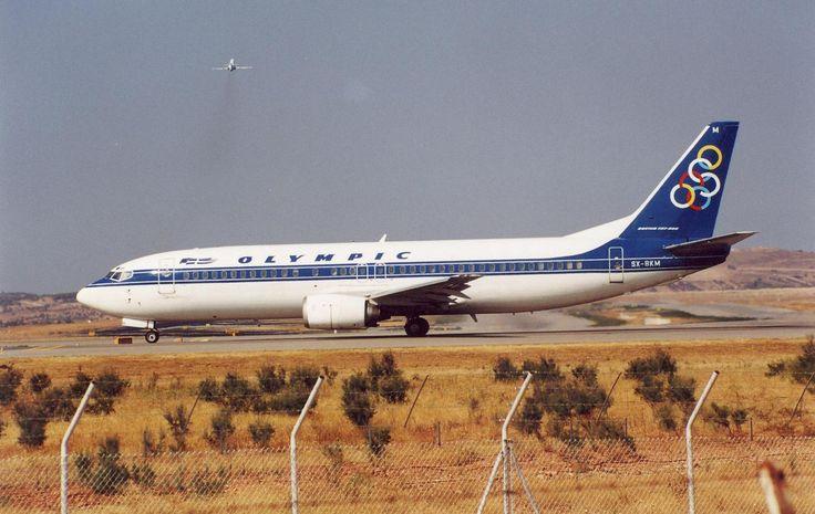 OLYMPIC 737-400 SX-BKM(cn2115)