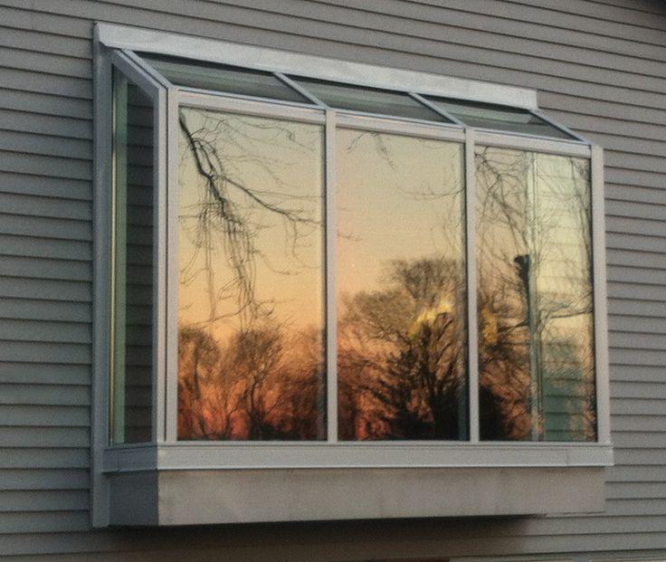 Kitchen Garden Greenhouse Window: Greenhouse Windows