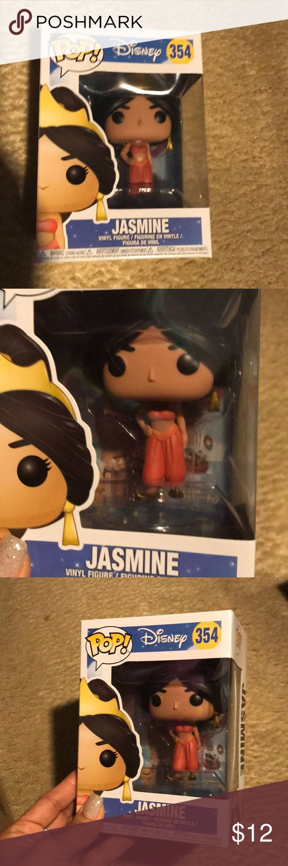 Disney JASMINE (Red Dress) Funko Pop Brand New no trades price is firm Accessories