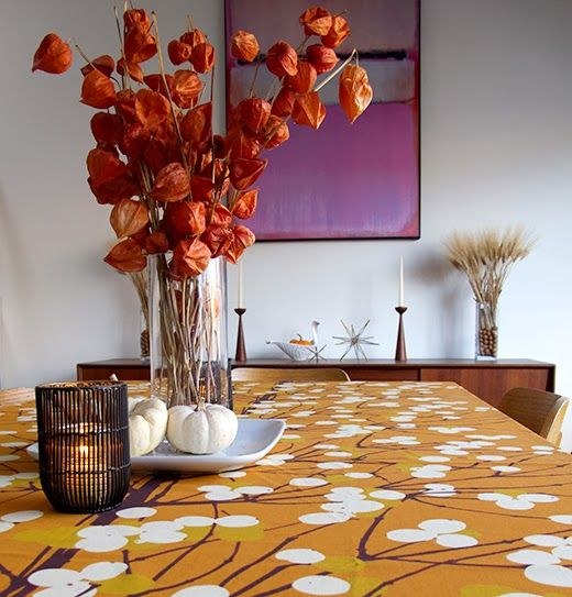 Ourhaus: The Modern Fall Table