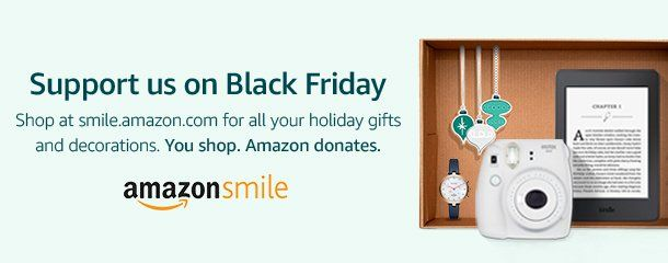 Support us when you shop on Black Friday. Go to http://smile.amazon.com/ch/83-0348522  and Amazon donates to Forte Animal Rescue.  #BlackFriday #Amazon #holidayshopping
