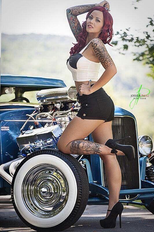 Salutations kissiennes. - Page 23 2c15133e1e82145dcdc608ec3eb7072e--car-girls-pin-up-girls