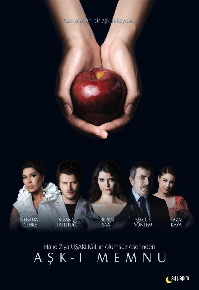 Ask-i memnu. Forbidden Love. #Turkish #drama #series one of the best serieses i've seen
