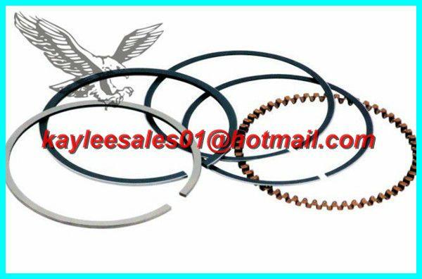Gy6 125cc поршень и кольца ( 52.4 мм ) для китайской скутеры с 125cc GY6 двигатели