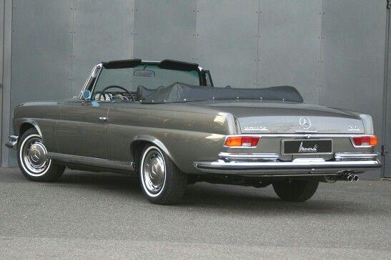 1971 mercedes benz 280se 3 5 cabriolet cars pinterest for Mercedes benz gifts