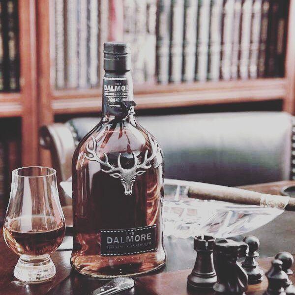 Dalmore Whisky Luxury