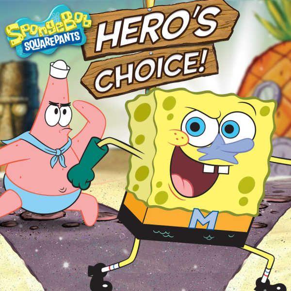 SpongeBob SquarePants Bikini Bottom Chess Strategy Game