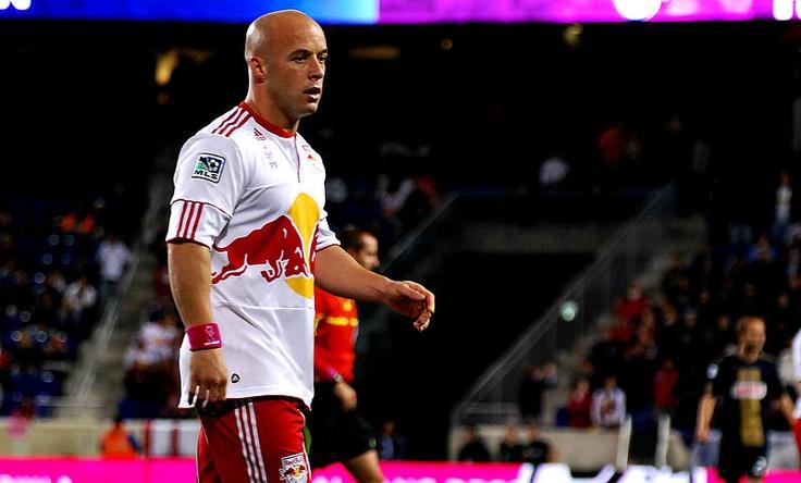 Luke Rodgers Should Soon Learn MLS Fate (photo credit: F. Vera / Daily Harrison)