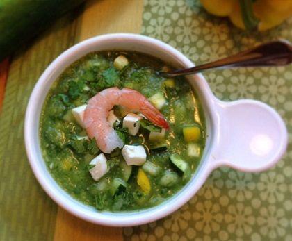 tomatillo and cucumber gazpacho soup recipe gazpacho soup yum food ...