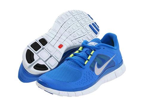 13d81f49fb91 ... Nike Free Run+ 3 SoarSailReflective Silver - Zappos.com Free Shipping  ...