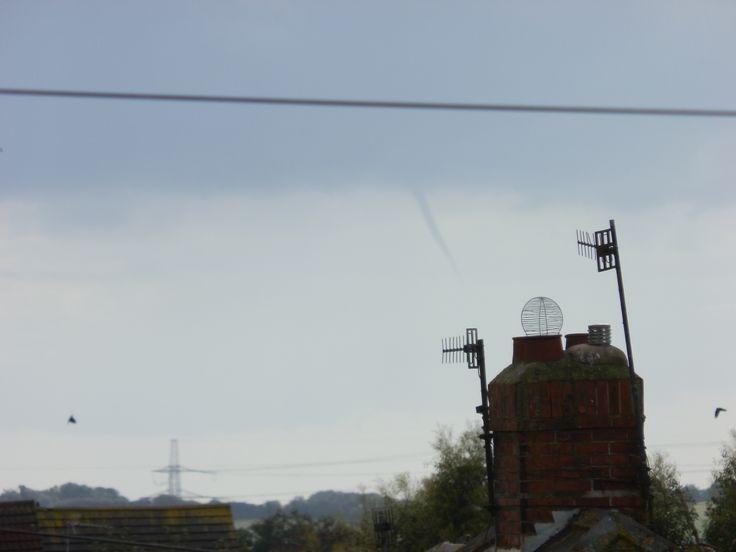Tornado in weymouth