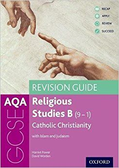 #10: AQA GCSE Religious Studies B: Catholic Christianity with Islam and Judaism Revision Guide https://t.co/iOsotxiMaM