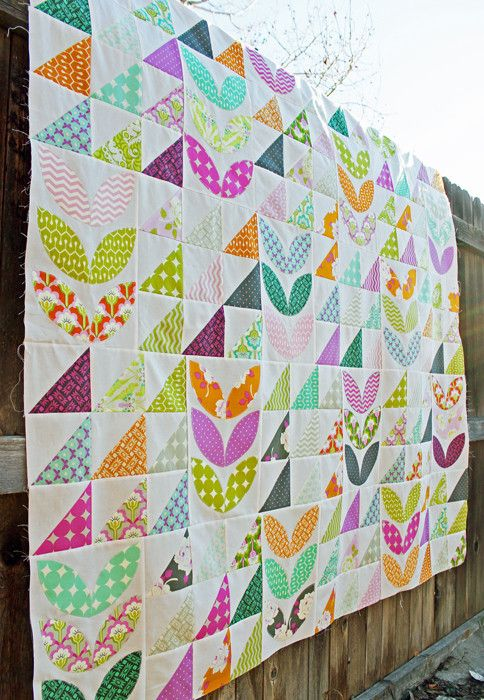 Tuileries Quilt Pattern- charms