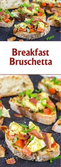 Grab a loaf of crust Grab a loaf of crusty bread and whip up...  Grab a loaf of crust Grab a loaf of crusty bread and whip up this Breakfast Bruschetta for a fun morning meal! Recipe : http://ift.tt/1hGiZgA And @ItsNutella  http://ift.tt/2v8iUYW