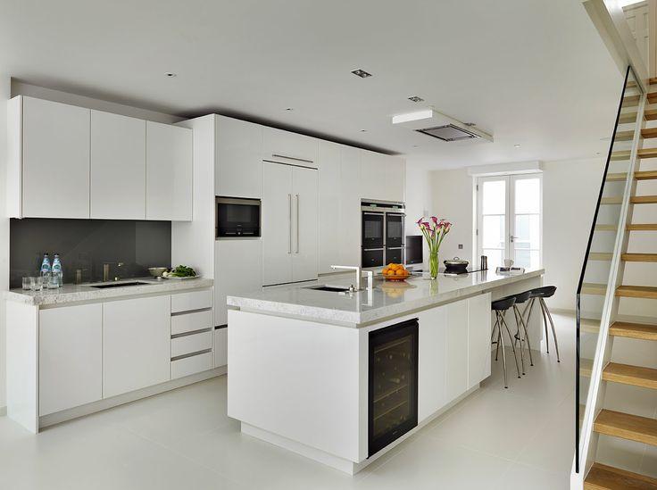 44 best Kitchens images on Pinterest Architecture, Beautiful and - kchenfronten modern