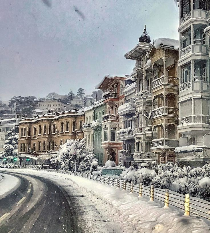 ❄️Arnavutkoy- Bebek #istanbul #Turkey // Photography by Uğur Soyata (@emrkrm) • Instagram