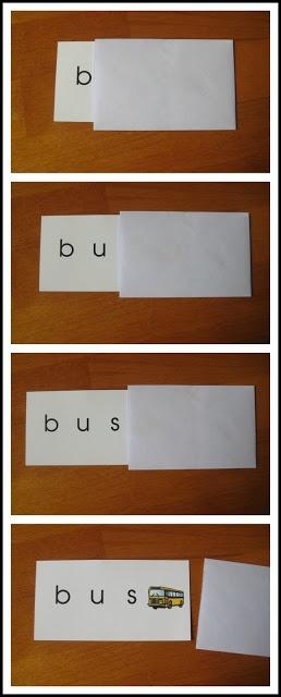letter voor letter lezen