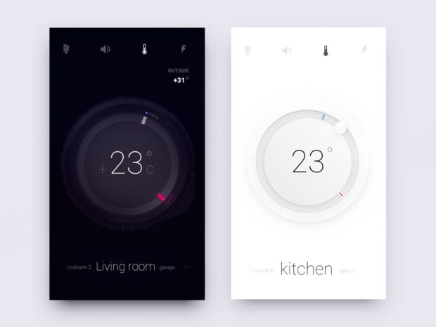 Inspirational UI Design 24