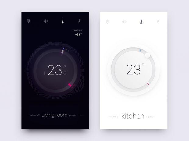 Inspirational UI Design 24