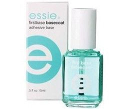 """Essie First Base Base Coat - """"Aside from its amazing fast-drying power, I love this base coat because it will seriously, seriously make your manicure last so much longer – from experience, I'm talking a week plus with no chipping! If you're looking for an amazing base coat at a reasonable price, this one is definitely it."""""""