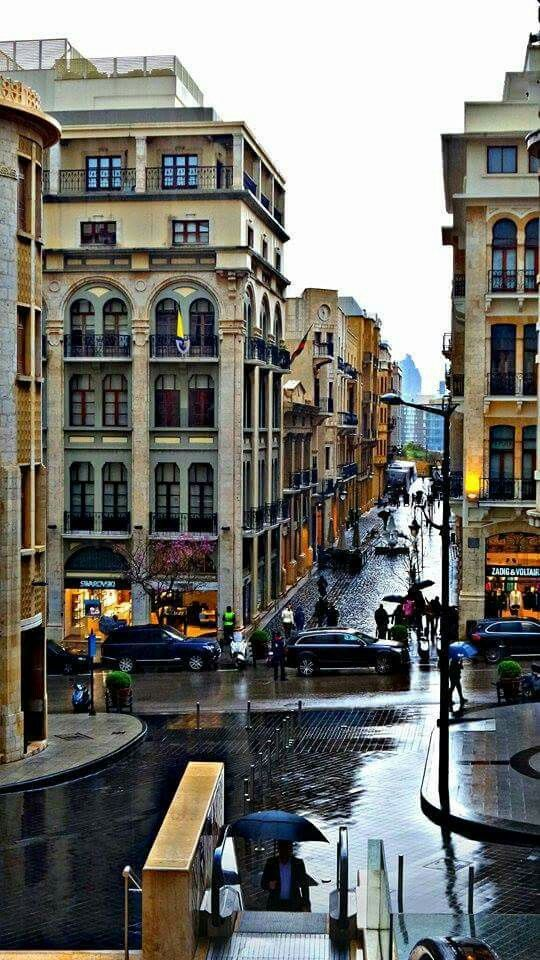 Beirut - Lebanon!!! Who doesn't love it!!!