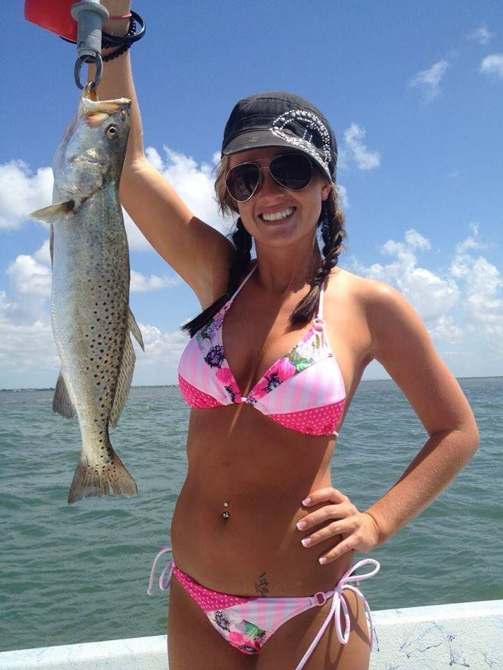 93 best fishin images on pinterest fishing women for Fish for girls