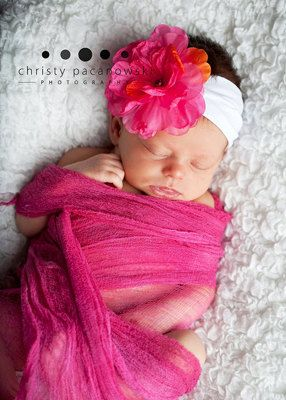 Newborn Fabric Baby Wrap