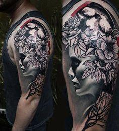 ... tattoo portrait # tattoo # tattooed # tattoos 6 1 best tattoo ideas