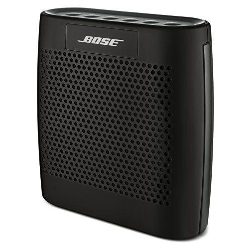 Bose SoundLink Color Bluetooth Speaker (Black) Bose