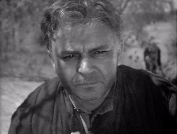"""Фильм """"Судьба человека"""" (1959) свидетельствовал о выдающемся режиссерском таланте Бондарчука."""