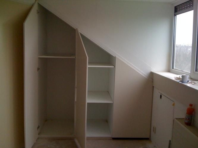 Attic Stairs Remodel