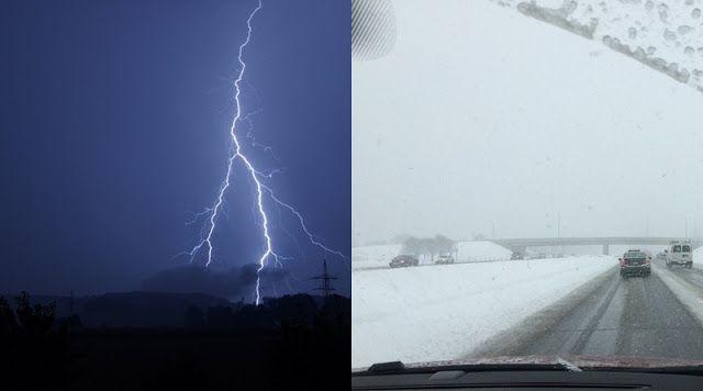 Ήπειρος: Μεταβολή του καιρού τη νέα εβδομάδα Βροχές καταιγίδες και στα ορεινά χιονοπτώσεις!