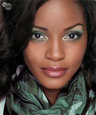 maquiagem para pele negra perfeita