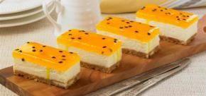 Passionfruit Custard Slice recipe