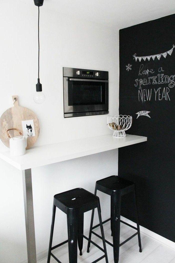 Kleine Küche einrichten – 44 Praktische Ideen für Individualisierung des kleines Raumes