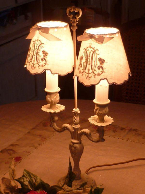 1000 images about abat jour lampe on pinterest 3. Black Bedroom Furniture Sets. Home Design Ideas