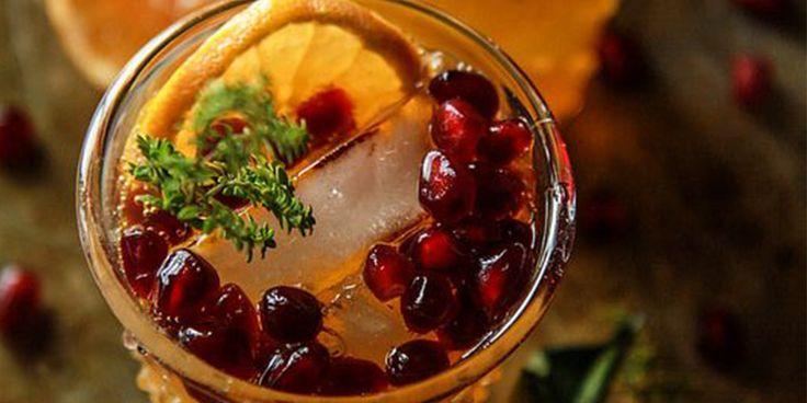 4 tolle Weihnachtscocktails