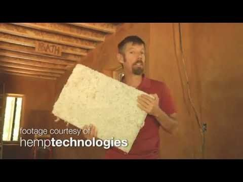 Hempcrete Technology Commerical - Strongest Building Material In Nature