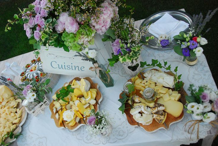 matrimonio Roma buffet