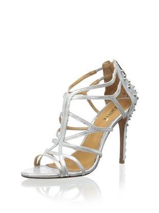 50% OFF Schutz Women's Smith Sandal (Prata)