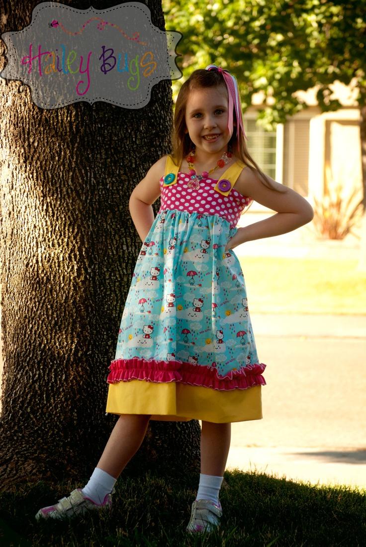 Boutique Crazy Cute Jumper PDF / Pattern size by HaileyBugsCloset