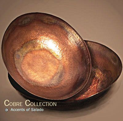 Copper bowls make me happier than gold jewelry. I'm strange that way....