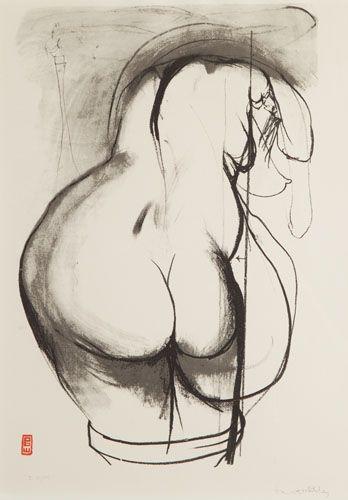 BRETT WHITELEY - TOWARDS SCULPTURE 3 - GFL Fine Art