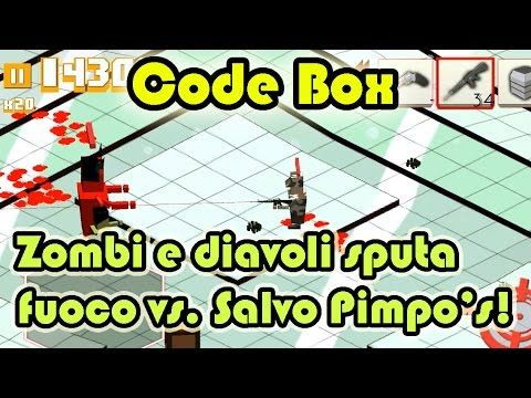 CodeBox - Zombi e diavoli sputa fuoco! - Gameplay Android - (Salvo Pimpo's)