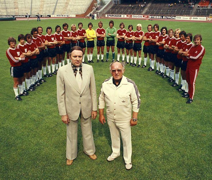 Hannover 96, 1975. Source: n-tv / imago Sportfoto