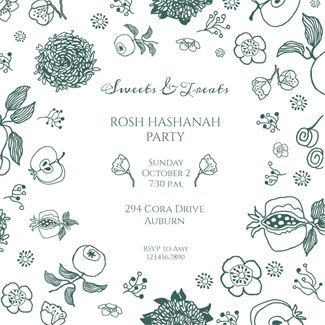 honey for rosh hashanah fundraiser